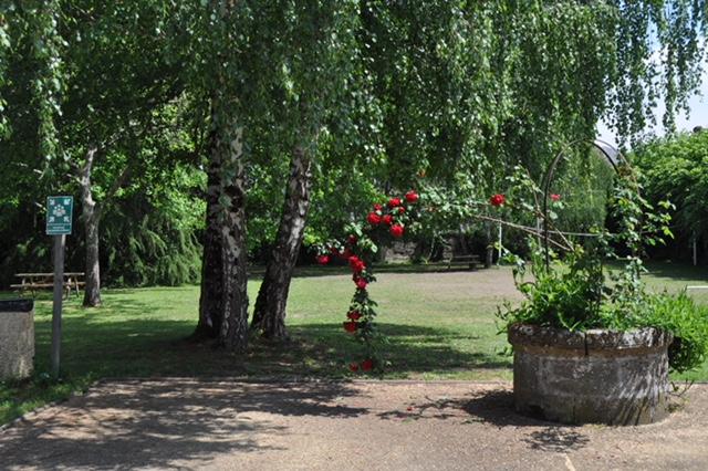 Au détour d'une visite guidée des jardins